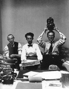 Ozenfant, Jeanneret e Le Corbusier