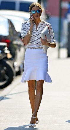 Olivia Palermo. She has the BEST style.