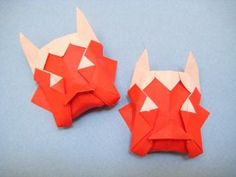 Origami Animals, Science And Nature, Flag, Japan, My Favorite Things, Decor, Ornaments, Cats, Decoration