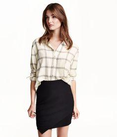 H&M flanel shirt