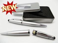 USB Pen with Stylus. #pen #new #stylus #usb