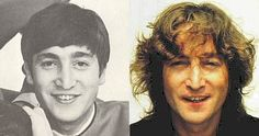 Paul Really Is Dead: Undeniable Proof that Paul McCartney was replaced with a Look-Alike: Part 1 of Facial Comparison: Getting A Reference. THE REAL BEATLE.