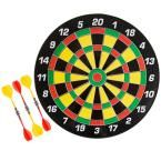 16 in. Magnetic Dart Board Set