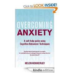 Good anxiety management book
