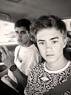 jack jonhson and jack gylinsky