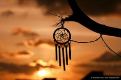 Dream catcher at Sunset | Flickr - Photo Sharing!