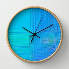 Re-Created Northern #Cross4  #Wall #Clock by #Robert #S. #Lee - $30.00