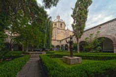 Conservatorio Rosas Michoacán México