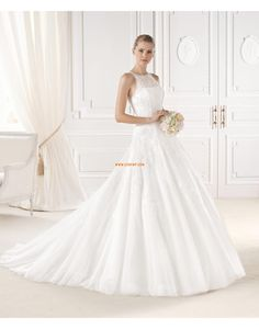 Printemps Fleurs Zip Robes de mariée 2015