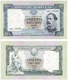 50 escudos II, 1961
