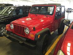eBay: Jeep: Wrangler X Sport Utility 2-Door 2003 Jeep Wrangler X Sport Utility 2-Door 4.0L #jeep #jeeplife usdeals.rssdata.net