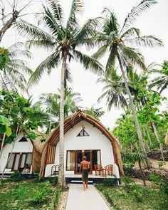 We love bungalows  Nusa Penida, Indonesia