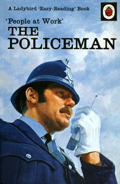 Vintage Ladybird book People at Work The Policeman series by RuthsRetroRoom on Etsy Easy Reading Books, Spot Books, Ladybird Books, Book People, Working People, Great T Shirts, Learn To Read, Book Collection, Nursery Rhymes