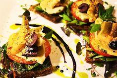 Restaurants with Healthy Menus: Restaurants in Toronto