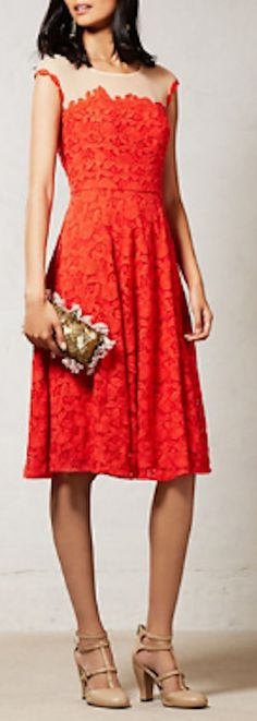 Beautiful Red Dress http://rstyle.me/~1l7m4