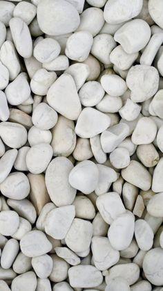 Beach White Pebble Rock Clitter Background iPhone 6 wallpaper
