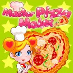 You are working at a pizzeria. Today you received an order to make a beautiful pizza for a child's birthday. Do not waste time and get to work as quickly as possible. Choose the suitable ingredients and make a real culinary masterpiece!