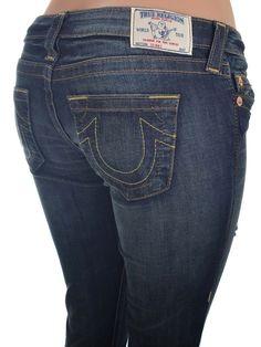 True Religion Women Jeans Size 28 Basic Skinny In Granite NWT $242 #TrueReligion #SlimSkinny