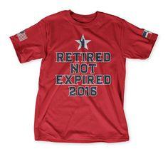 Retired Not Expired T Shirt Welder Tshirt Design