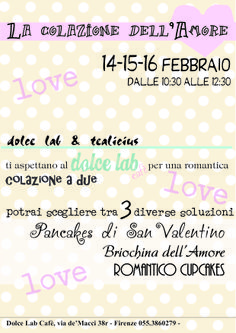 #sanvalentino al #dolcelab #firenze #cupcakes #sweet #food #pancakes #amore #love