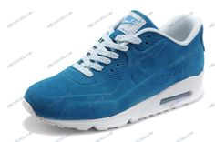 best service df69f fe550 cheap sale new mens nike air max 90 vt bluewhite shoes