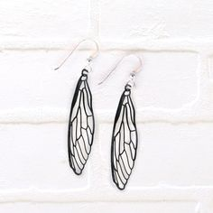 Wing Earrings, designs-lifecycle.com
