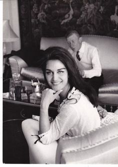 Dalida et Lucien - her first husband