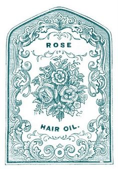Antique Clip Art - Fabulous Pharmacy Labels - The Graphics Fairy