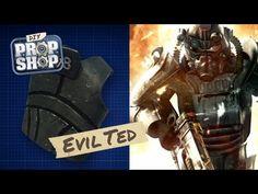 DIY Fallout Armor! - DIY Prop Shop - YouTube