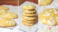 S-Küche: Meyer-Lemon Kardamom Soft-Cookies http://s-kueche.blogspot.de/