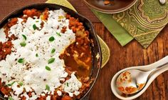 Skillet Lasagna? Sounds like a great weeknight meal! Yum.