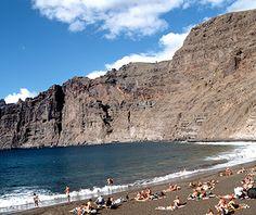 World's Most Amazing Cliffs: Acantilados de Los Gigantes, Spain