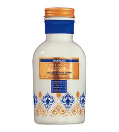 I Coloniali - Silk Body Oil with Amber and Orange