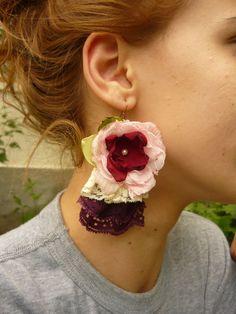 warmberry earrings