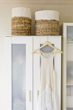 You've pared down, cleaned out and still can't fit your things into your closet? Here are ten ways to squeeze a little extra storage out of a small closet.