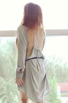 cute shirt dress