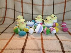 This is a super fun, easy and cute project for Easter, and it's FREE!