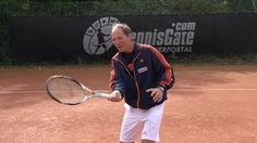 Tennis - Net Play - Effective Tips to Help you Feel More Comfortable at the Net - YouTube