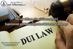 The Law Offices of Joel Silberman, LLC Experienced and Knowledgeable DWI Defense Attorneys  #DWIdefenseattorneys