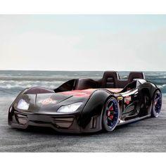 Παιδικό κρεβάτι αυτοκίνητο Super Car GT 999 B
