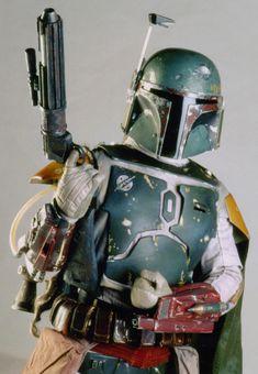 Boba Fett [Bounty Hunter] [Jango Fett's son] Star Wars II, V & VI