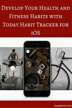 Want to develop good habits? Check out Today Habit Tracker app for iOS. It lets you create habits, track them and stay motivated to achieve your goals.