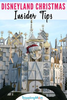 Disneyland Christmas is an extra magical time. These tips from a Disneyland regular (plus off Park tickets) will make more magical. Disney Christmas Shirts, Disneyland Christmas, Disney World Christmas, Disneyland Tips, Disney Tips, Disney Parks, Disney Holidays, Disney Stuff, Mickey's Very Merry Christmas