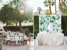 La Tavola Fine Linen Rental: Soho Cream | Photography: Wild Whim Photography, Planning & Design: LB Event Planning & Design, Venue: La Quinta Resort, Florals, Viva Voce Designs, Tabletop Rentals: Borrowed Blu
