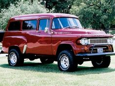 1964 Dodge Power Wagon Maintenance of old vehicles: the material for new cogs/casters/gears/pads could be cast polyamide which I (Cast polyamide) can produce