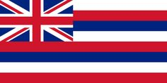 Country: United States of America / State: Hawaii / Capital city: Honolulu / Largest city: Honolulu Us States Flags, U.s. States, United States, Flag Template, Templates, Hawaii News, Color Scale, Union Flags, Flags Of The World