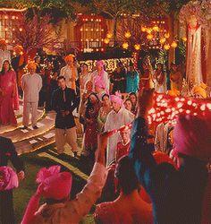 ok i know this was a sad scene but i really like the wedding