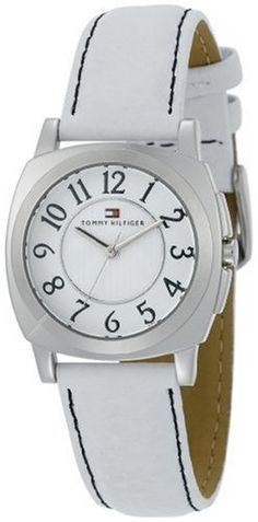 Tommy Hilfiger Women's 1780876 Classic Silver-Tone Watch ** Check out the watch by visiting the link.