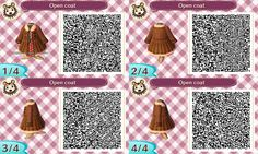 QR code acnl Animal Crossing QR Code Moonlily acnl fashion