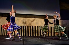 Scottish Highland Dance. My favorite